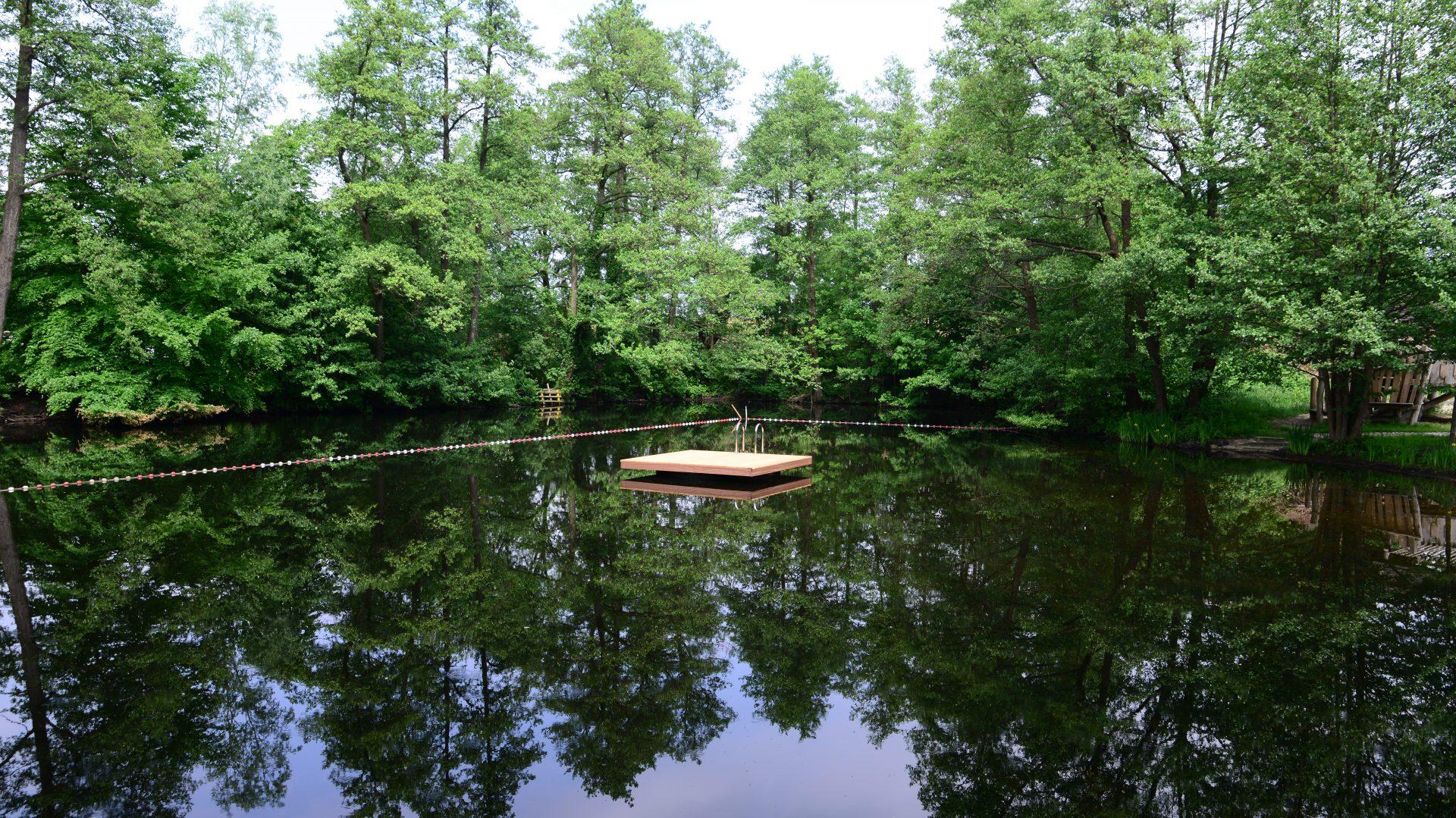 Sommerbad Grambker See